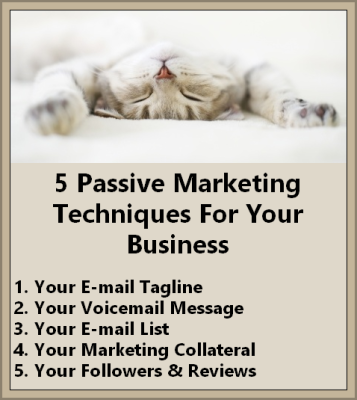marketing  passive marketing strategy and content marketing madpipe 357x400 Top 5 Passive Marketing Techniques For Your Small Business