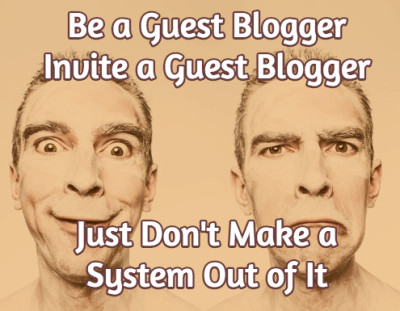 guest blogging SEO