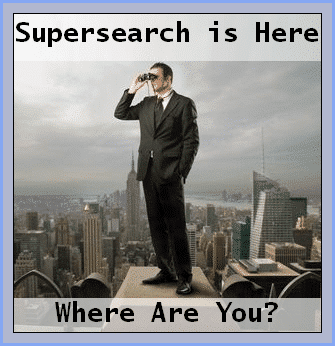 supersearch and google ressults