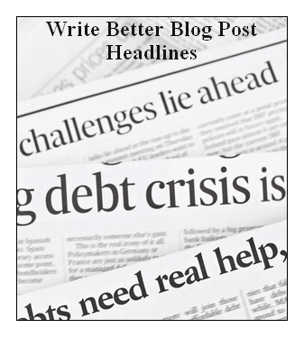 write better blog post headlines - new york city