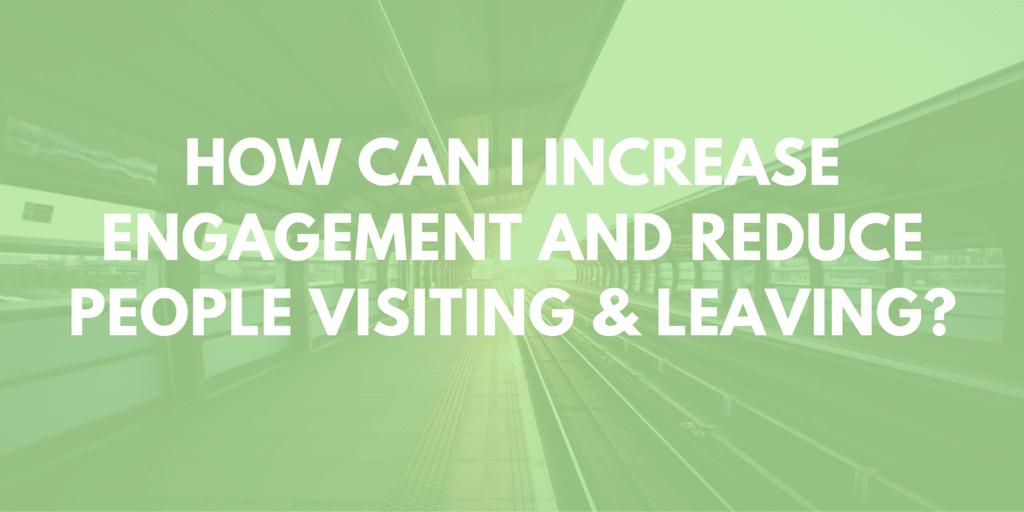 increasing engagement in marketing