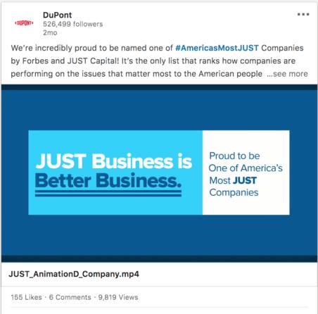 Dupont PR