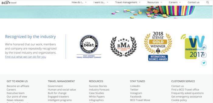 BCD Website