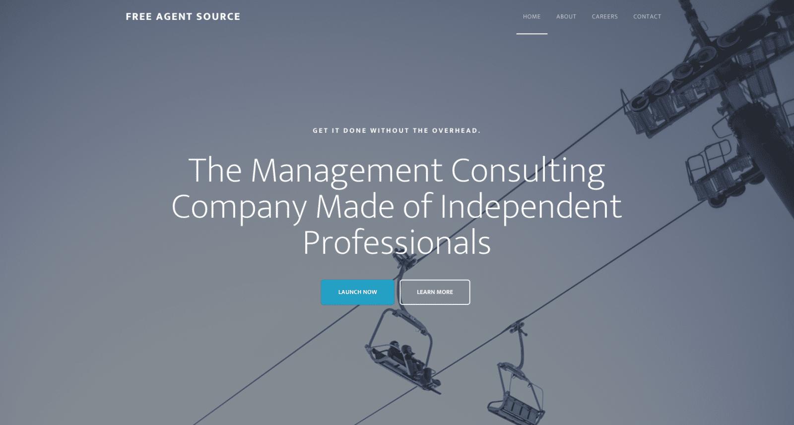 Workforce Management Website