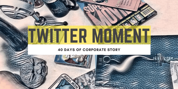 Storytelling on Twitter