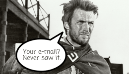 Zillow, Birchbox, & Clint Eastwood: Go Ahead–Make 'em Read Your Email