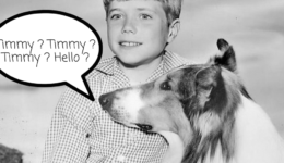 Harry's Razor, Mad Magazine, & Lassie: Send Stories–Not Messages